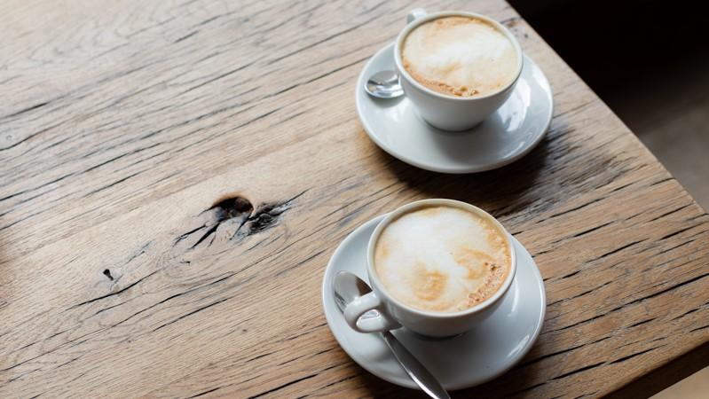 koffiepauze tegen stress Lotte Kips